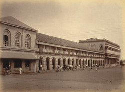 Colombo. The Grand Oriental Hotel